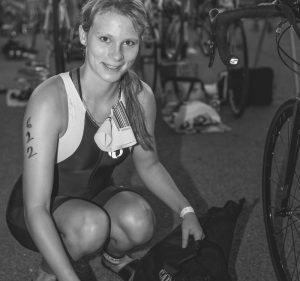 calm pre-race nerves by getting your tri gear together the night before