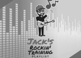 Rockin' Training Playlist to Get You Ready for Jack's Generic Tri