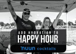 That's Refreshing: Nuun Cocktails to Try