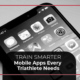 Train Smarter. Mobile apps for triathletes blog image